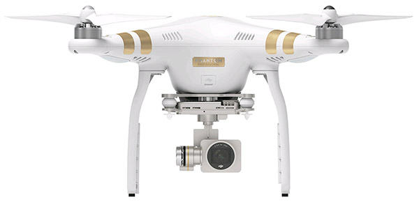 Natáčení dronem
